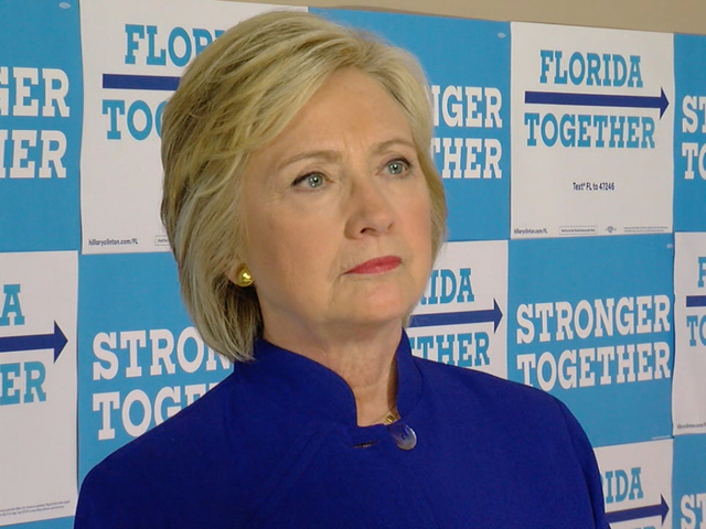 Reporter Asks Hillary If She Needs Neurological Testing For Dementia