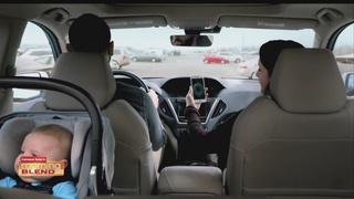 Self-installing Car Seats!