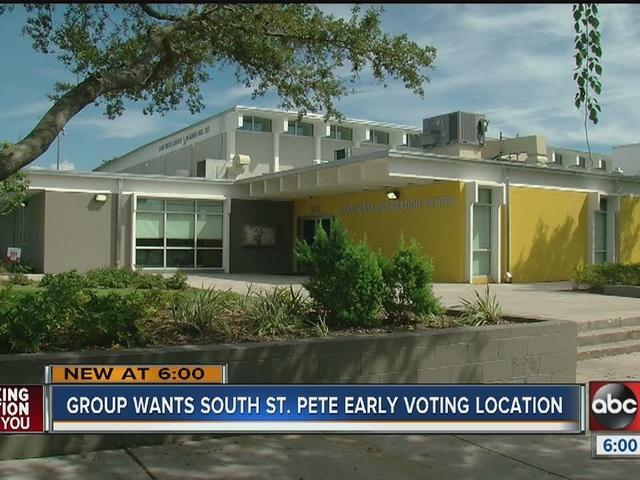 Elderly minority voters fear being disenfranchised in St. Pete