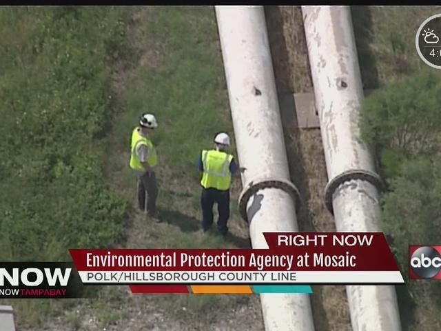 Environmental Protection Agency at Mosaic