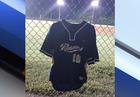 Fernandez's original jersey missing after vigil
