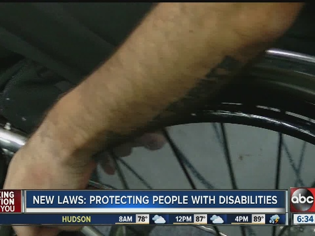 New laws go into effect in Florida on Saturday