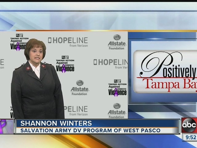 Positively Tampa Bay: Salvation Army