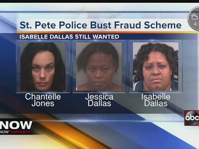 St. Petersburg Police Bust Large Fraud Scheme