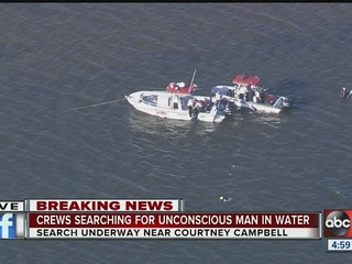 UPDATE | Body found may be missing boater