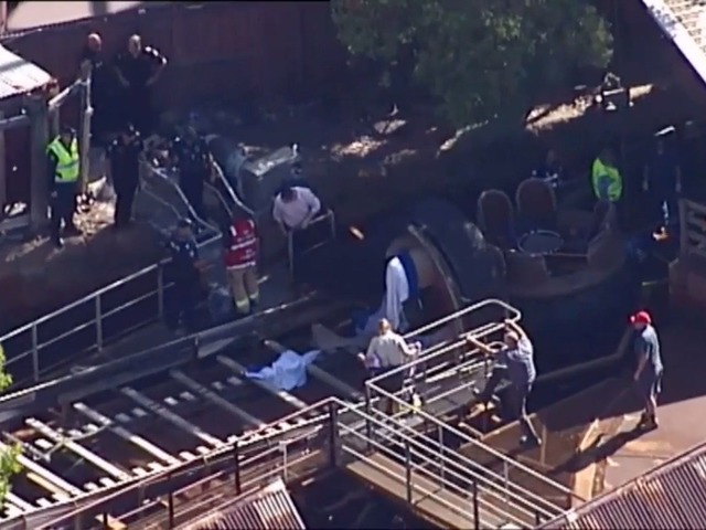 Busch Gardens Shuts Down Water Ride as Theme Park in Australia Reopens