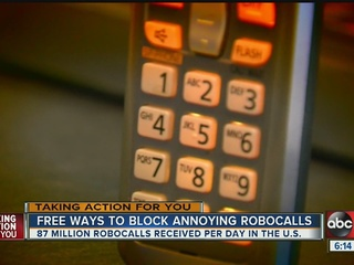 What you need to block robo dialers