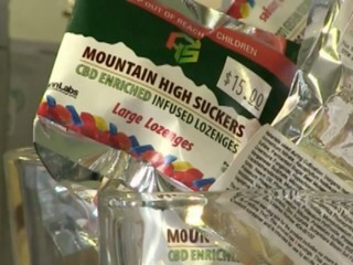 Sheriff issues warning about marijuana candy