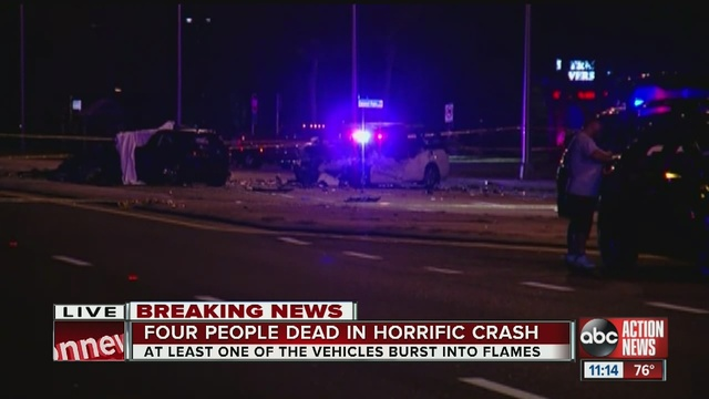 Fatal Car Accident In Hillsborough County