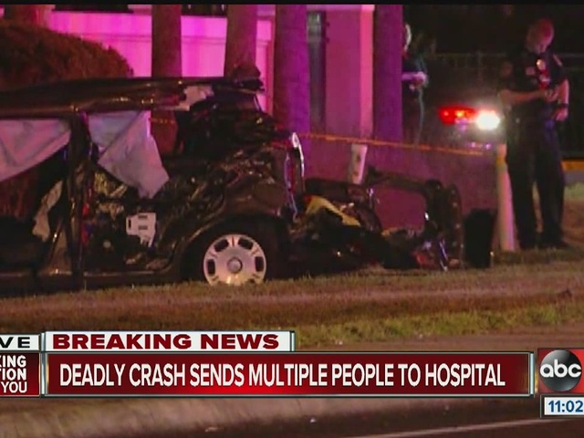 Four people dead in horrific crash