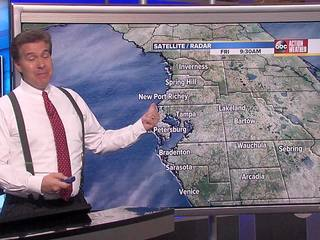 FORECAST: Warm and dry through weekend