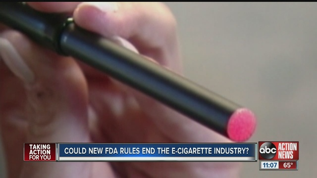 Do electronic cigarettes cause respiratory problems