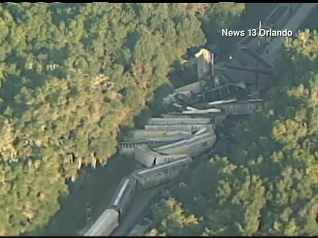 CSX train derailment in Marion County spills thousands of gallons of
