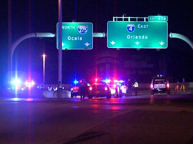 93 Motorcycle Accident Tampa News
