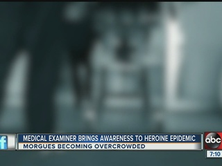 Community holds meeting about heroin deaths