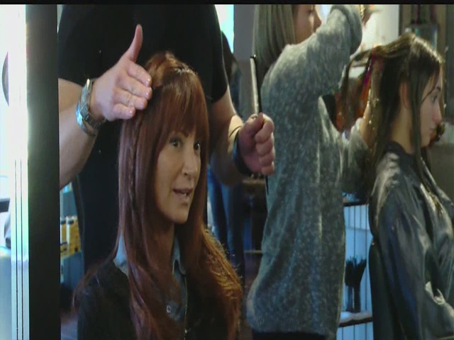 Salon giving away free wigs to women battling cancer for Abc salon equipment in clearwater fl