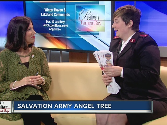 Positively Tampa Bay: Angel Tree Polk