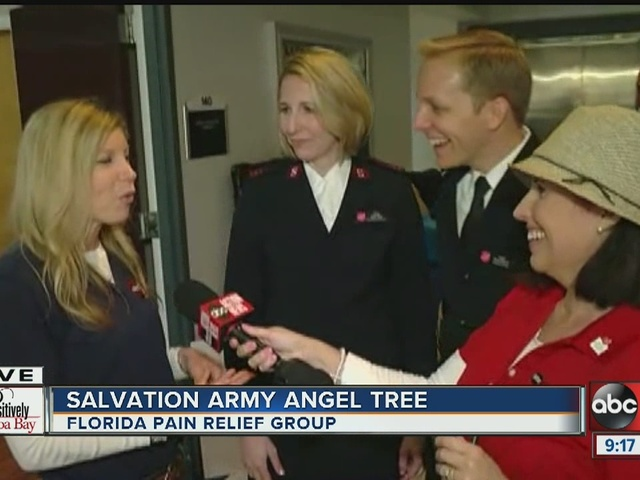 Positively Tampa Bay: Angel Tree Toy Drop (part 2)