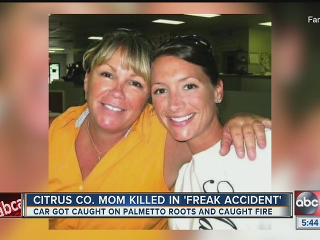 Single mom of four dies in what deputies call 'freak accident'
