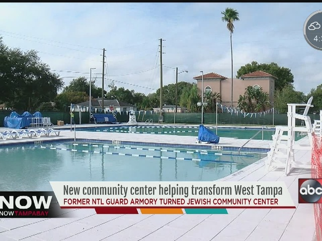 New JCC could help revitalize West Tampa