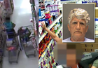 Florida man caught looking up skirts at Walmart