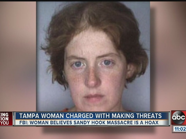 Tampa woman charged with making threats to a parent who lost his son in…