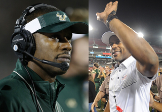 USF players attend meeting about coach leaving