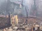 Family helping Gatlinburg wildfire victims