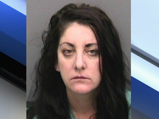 Woman charged with DUI; BAC .379