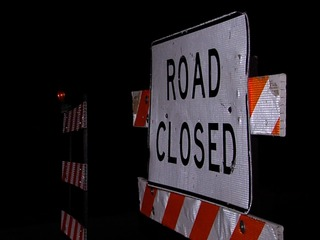 Lane closures in Tampa due to water main break