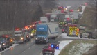 White-out to blame for 40+ car pile up in Mich.