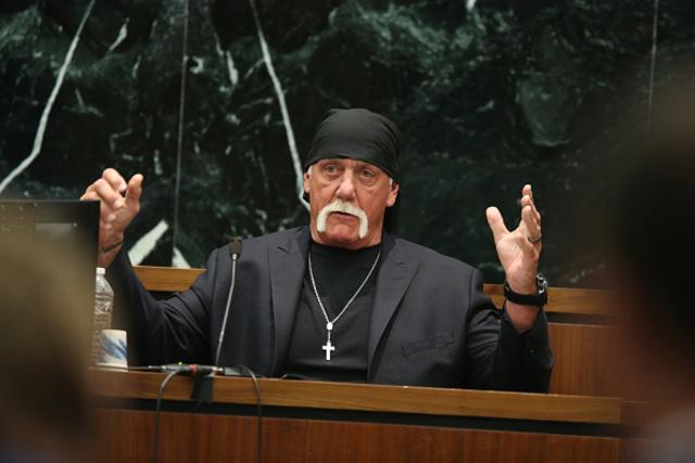Hulk Hogan a Victim of Package Theft