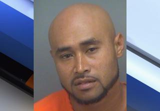 Man arrested after gun selfie goes wrong