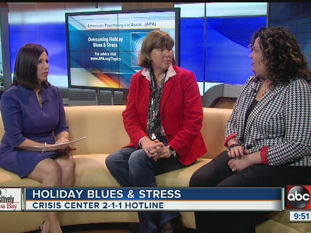 Positively Tampa Bay: Holiday Blues