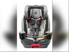 Evenflo recalls booster seats for harness issues