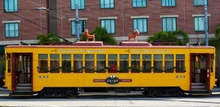 Streetcars offering free rides on New Year's Eve