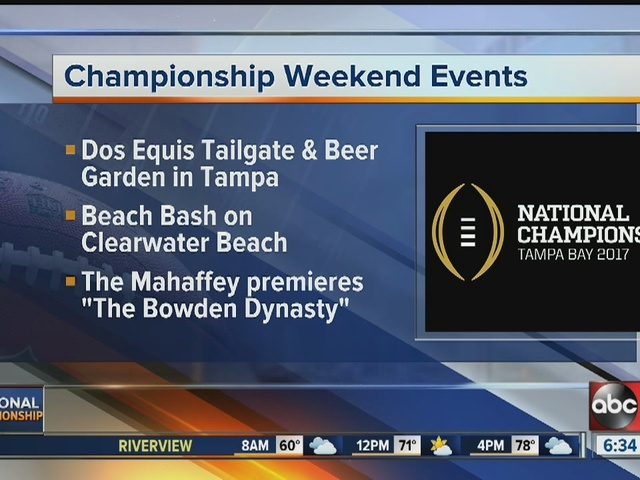 2017 college football national championship what you need