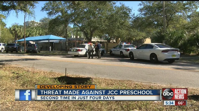 Bomb threats reported at Jewish community centers in 6 states