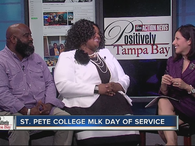 Positively Tampa Bay: St. Pete College