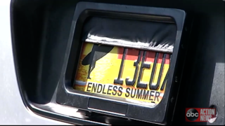Man used license plate shield to avoid tolls