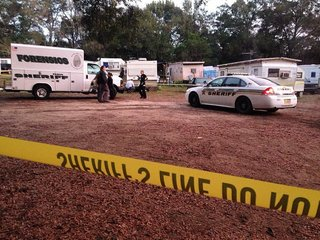 Deputies: Sleeping woman shot in head in trailer
