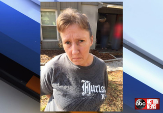 Florida grandmother charged with drowning infant