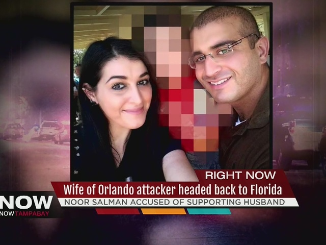 Pulse survivor's family reacts to wife of gunman's arrest