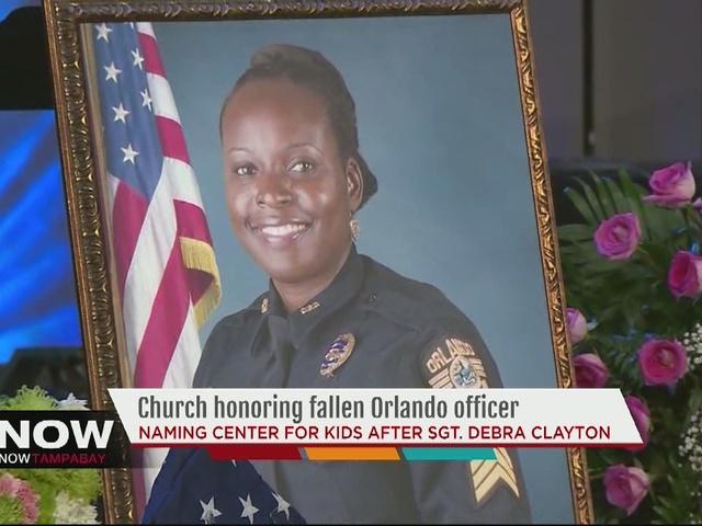 Auburndale church to honor fallen OPD officer