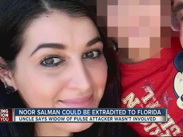 Noor Salman could be extradited to Florida