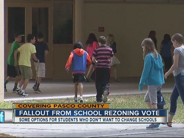 Rezoning means big changes in store for Pasco students
