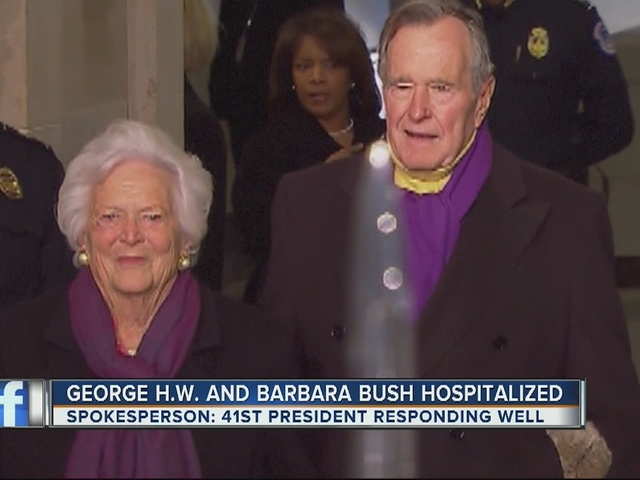 Former President George H.W. Bush sends apology letter to Donald Trump