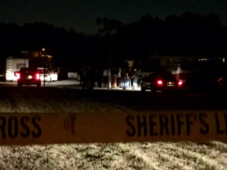 Man in hospital after deputy-involved shooting