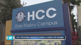 HCC offering free training for manufacturing
