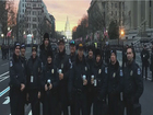 Local police handpicked to work inauguration